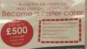 Fostering Agency – Parallel Parents' fostering leaflet criticised
